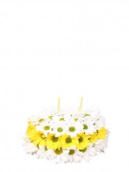 Çiçek Pastasi 3